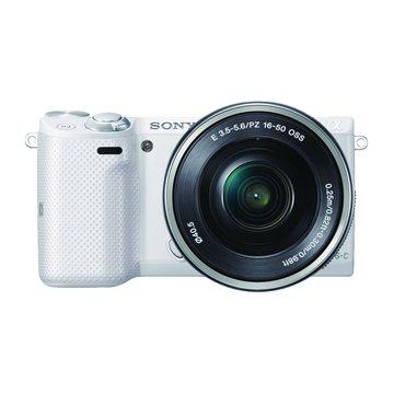 NEX-5TL/WQ白 變焦(16-50) 輕單眼相機(福利品出清)