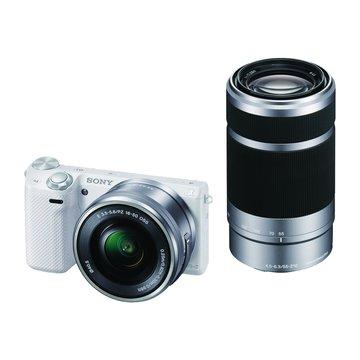 NEX-5TY/WQ白雙鏡(含電動變焦) 輕單眼(福利品出清)