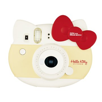 FUJIFILM 富士軟片  mini  Hello Kitty復刻版/紅 立可拍