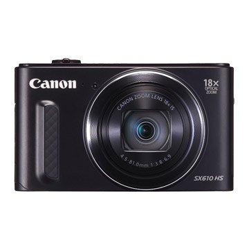 PowerShot SX610 HS 黑 類單眼相機(福利品出清)