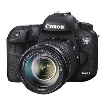 EOS 7DII KIT(18-135mm)單眼相機(福利品出清)