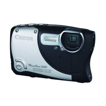 Canon PowerShot D20 防水防撞抗低溫GPS定位相機﹝公司貨﹞