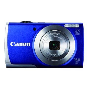 """PowerShot A2600藍3""""1600萬畫素(福利品出清)"""