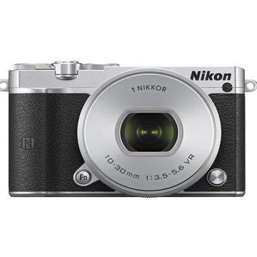 J5銀 雙鏡(10-30+30-110mm) 輕單眼相機