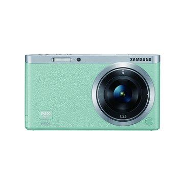 NX Mini 定焦組(9mm)綠 輕單眼(福利品出清)