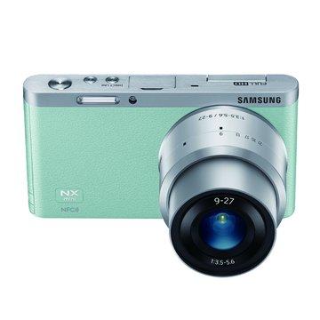 NX Mini 雙鏡組(9+9-27mm/綠)(福利品出清)