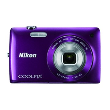 """S4300紫3""""1600萬畫素(福利品出清)"""