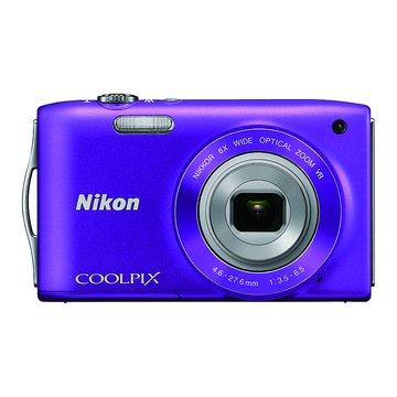 """S3300紫2.7""""1600萬畫素(福利品出清)"""