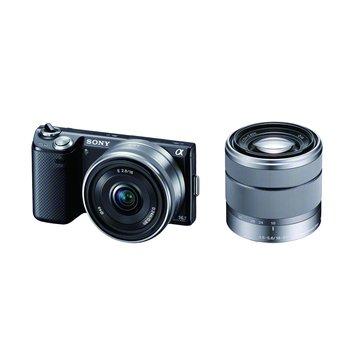 NEX-5NK/B黑變焦(18-55)單眼相機(福利品出清)