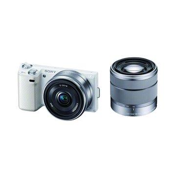 NEX-5ND/W白雙鏡 單眼相機(福利品出清)