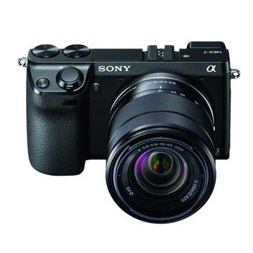 NEX-7K/B黑變焦(18-55) 單眼相機(福利品出清)