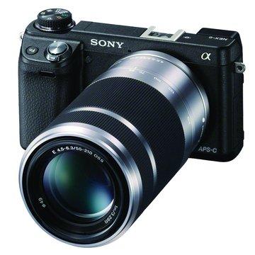 NEX-6Y/BQ黑 雙變焦組 單眼相機(福利品出清)