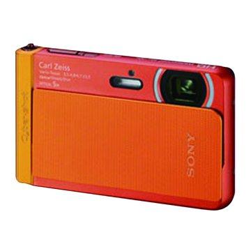 DSC-TX30/D橘 防水相機(福利品出清)
