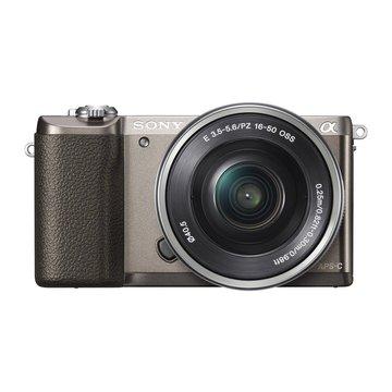 ILCE-5100L/T棕變焦(16-50)輕單眼相機
