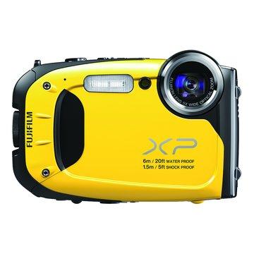 """XP60黃2.7""""1600萬 防水相機(福利品出清)"""
