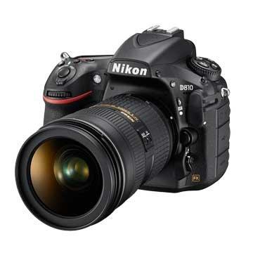 D810 KIT 24-120mm f/4G ED VR 單眼相機