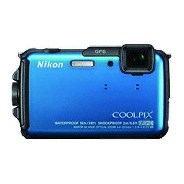 "AW110藍3""1600萬畫素 防水相機(福利品出清)"