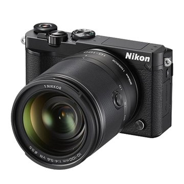 J5(10-100mm) 黑  輕單眼相機