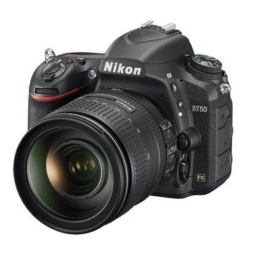 D750(24-120)黑 單眼相機