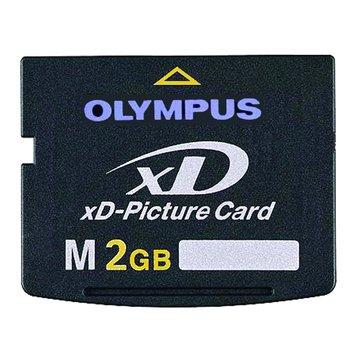 XD 2G記憶卡