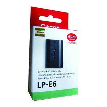 Canon 佳能 LP-E6N 原廠電池