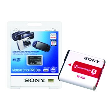 Sony (MS4G+FG1) 超值組合包
