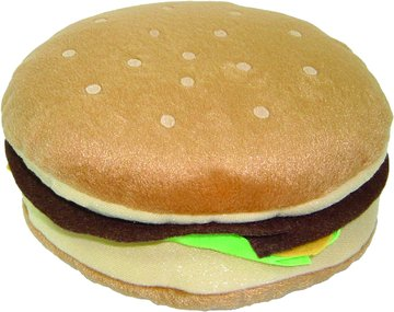 24片絨布Hamburger固定
