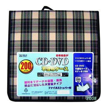 200片蘇格蘭綠色CD包