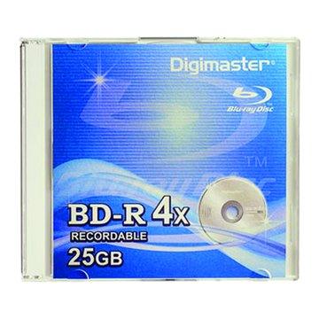 Digimaster 藍光4X BD-R/25G120min單片裝