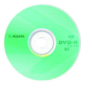 錸德 RIDATA 8X DVD-R/4.7G25片+布丁桶
