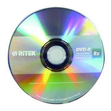 錸德 RITEK 運動8X DVD-R/4.7G50片