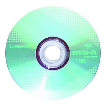 錸德 RIDATA 16X DVD-R/4.7G25片+布丁桶