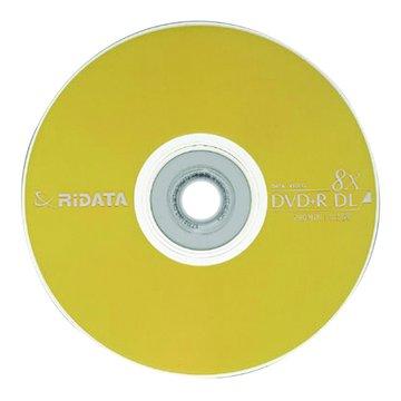 錸德 RIDATA 8X DVD+R DL/8.5G10片+布丁桶