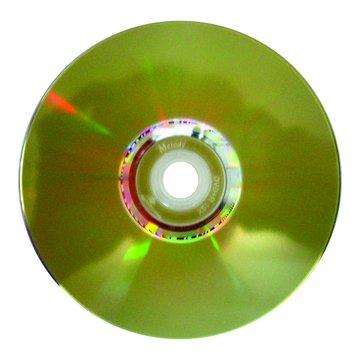 Melody 光雕片16X DVD+R/4.7G10片+布丁桶