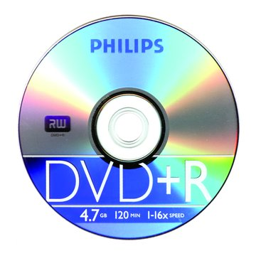 PHILIPS 16X DVD+R/4.7G50片+布丁桶