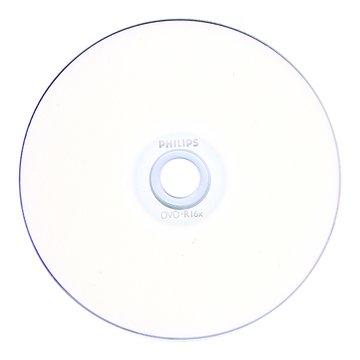PHILIPS 飛利浦 可印 16X DVD+R/4.7G50片+布丁桶
