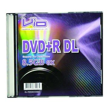 Vio 8X DVD+R DL/8.5G單片精裝