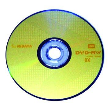錸德 RIDATA 8X DVD+RW/4.7G單片裝