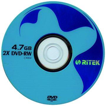 錸德 RITEK 2X DVD-RW/4.7G單片