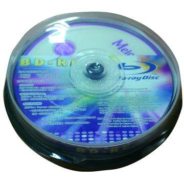 Melody 藍光2X/BD-RE/25G10片布丁桶