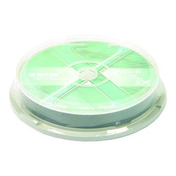 錸德 RITEK 4X DVD-RW/4.7G10片+布丁桶