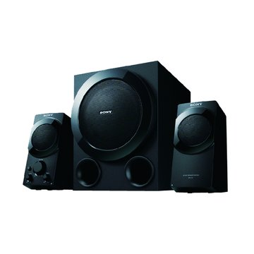 SRS-D8/黑/三件式喇叭(福利品出清)