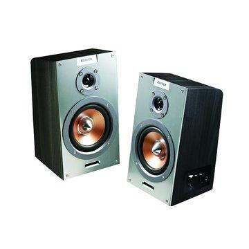 N2-20036木質二件雙音路喇叭(福利品出清)