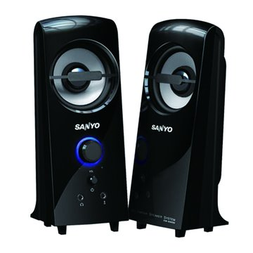 SANLUX 台灣三洋 SYSP-927雷之音/二件式喇叭