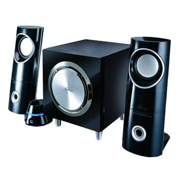 KY-6801/黑/三件式喇叭
