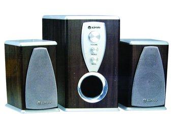 KY-800A/尊爵木質三件式喇叭(福利品出清)