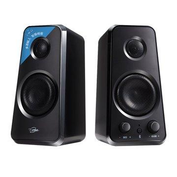 TCS2000/黑/二件式藍牙喇叭/10W