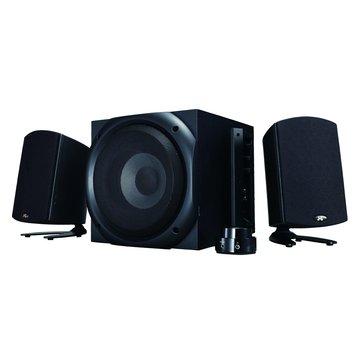 JY3062/黑/X-POWER三件式喇叭(福利品出清)