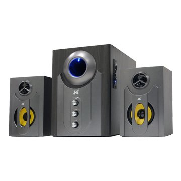 JS 淇譽 JY3002BT/楓木/三件式藍芽喇叭/3200W