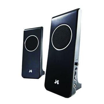 JY2008/黑/二件式喇叭(福利品出清)